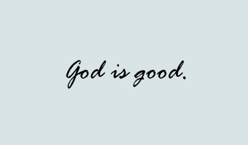 god_is_good