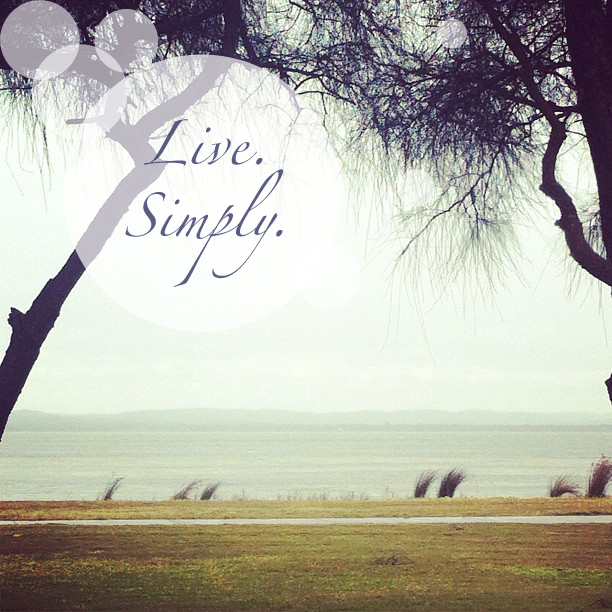 live.-simply