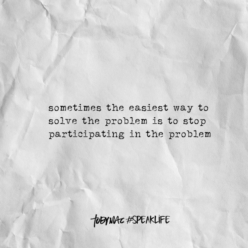 Be a Stopper