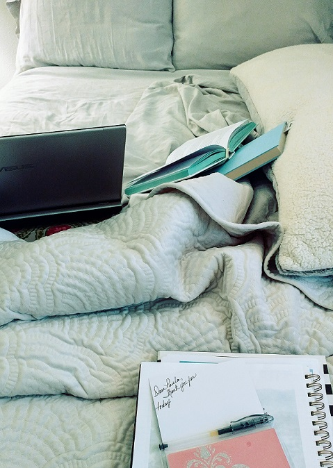 messybed
