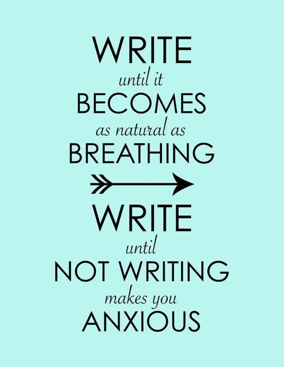 notwriting
