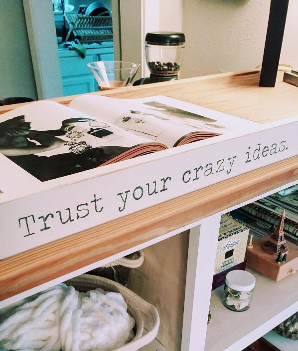 trustyourcrazy